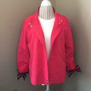 Crown& Ivy Pink jacket